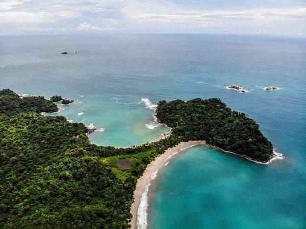 Le spiagge più belle del Costa Rica: Manuel Antonio