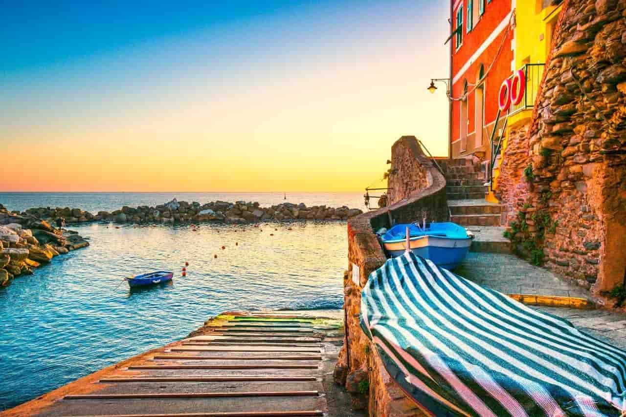La spiaggia più romantica