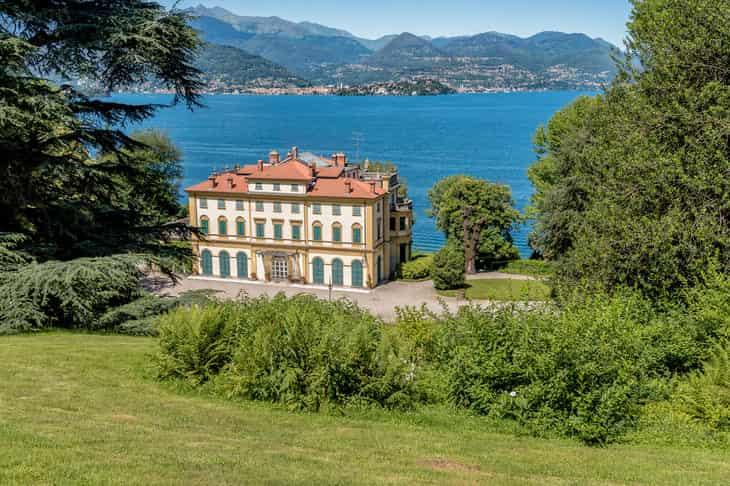 Villa Pallavicino, a Stresa