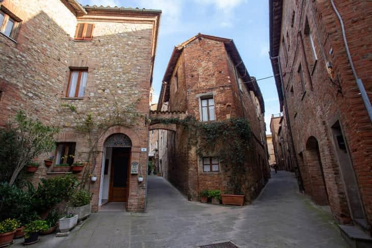 Città della Pieve in Umbria