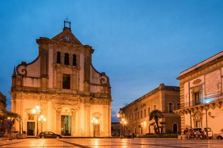 La Chiesa Barocca di Augusta,