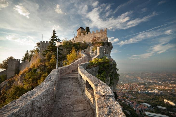 Il Passo delle Streghe a San Marino,