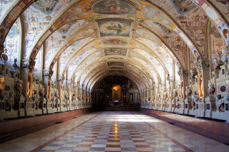 Monaco di Baviera, il palazzo Reale