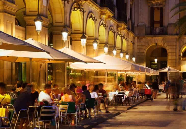 ristoranti vie città