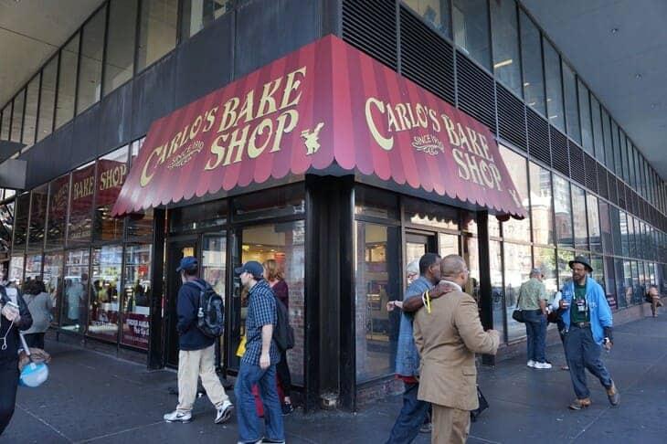 Boss delle Torte a TImes Square
