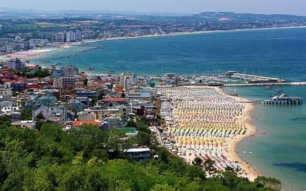 Riapertura stabilimenti balneari 2021 in Emilia Romagna
