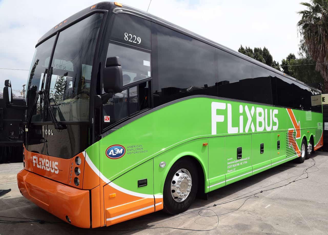 flixbus collegamenti italia estate