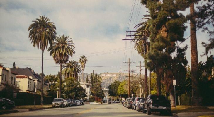 Los Angeles, dove vive Matthew Perry