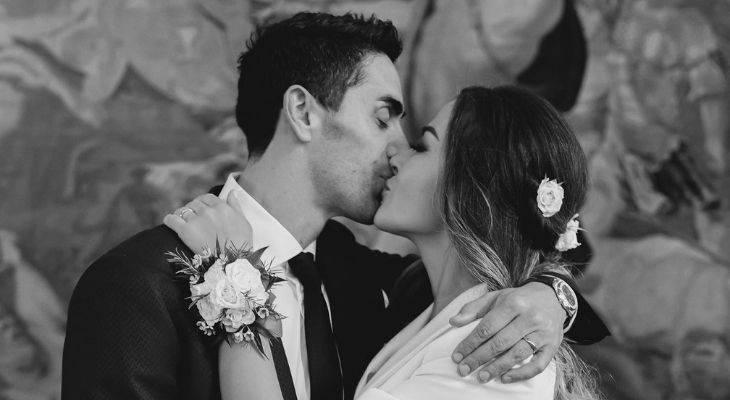 Giorgia Palmas e Filippo Magnini si sono sposati
