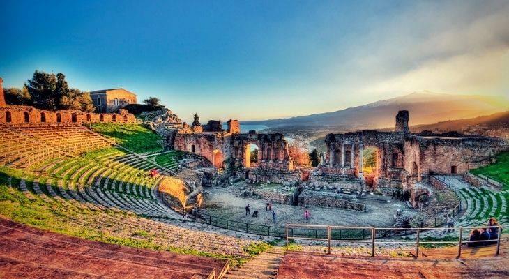 Il Volo Tour 2021 Teatro Antico di Taormina
