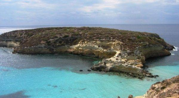 Isole covid free Lampedusa