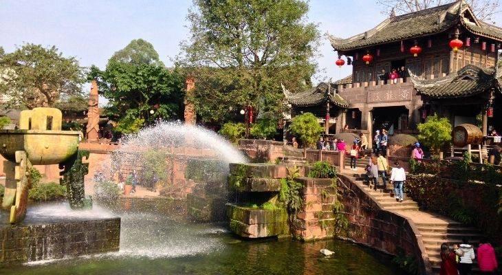 Chengdu, città della metropolitana più strana del mondo