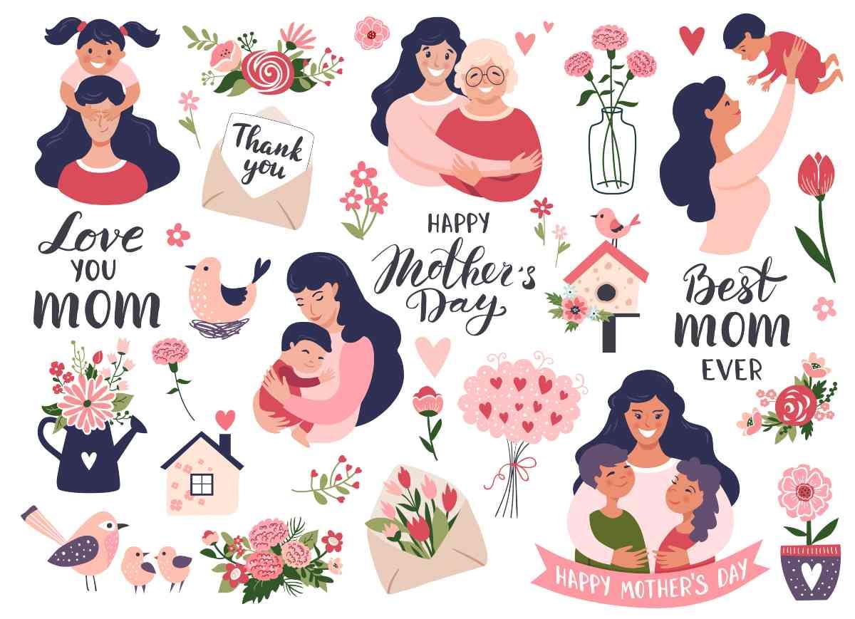 Come augurare Buona Festa della Mamma in tutte le lingue del mondo