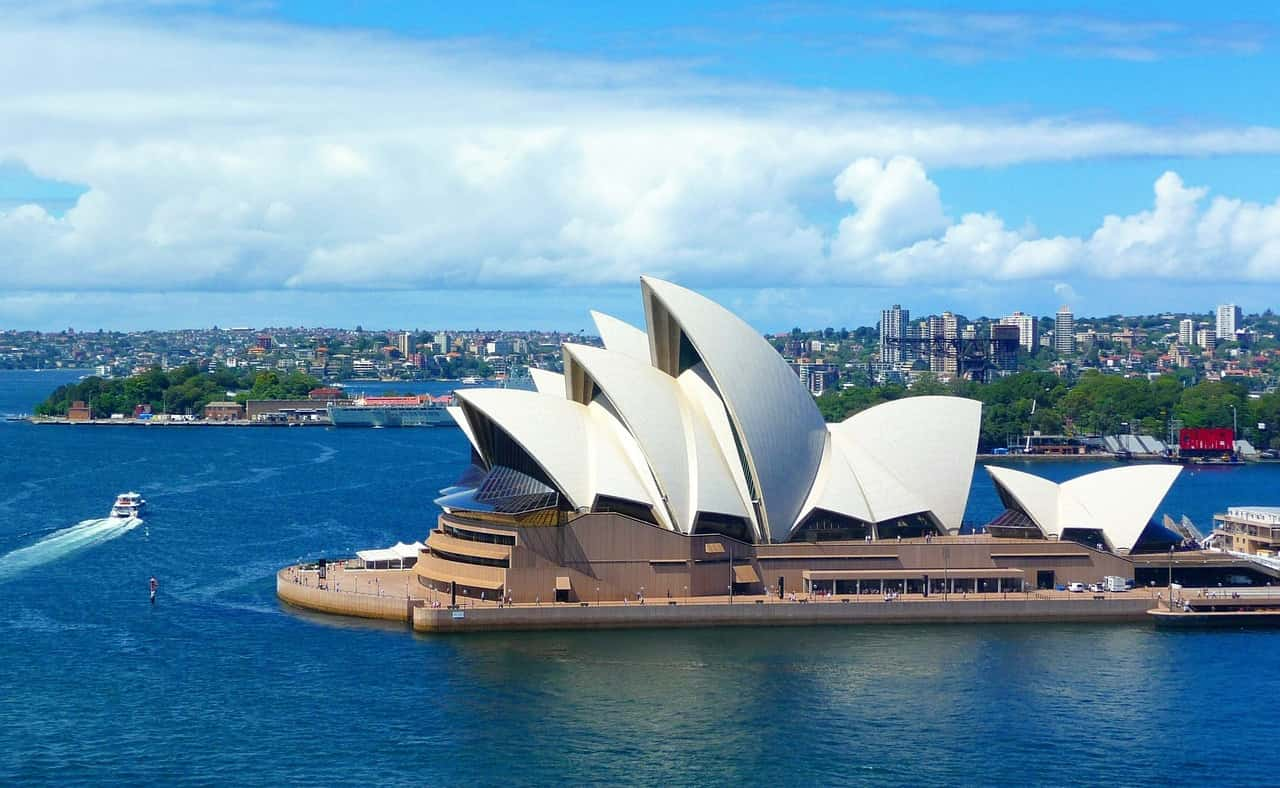 coronavirus australia viaggi
