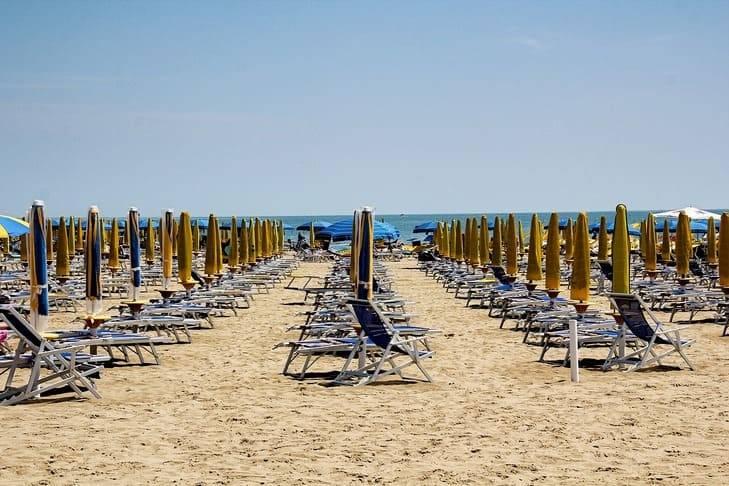 spiagge del Veneto