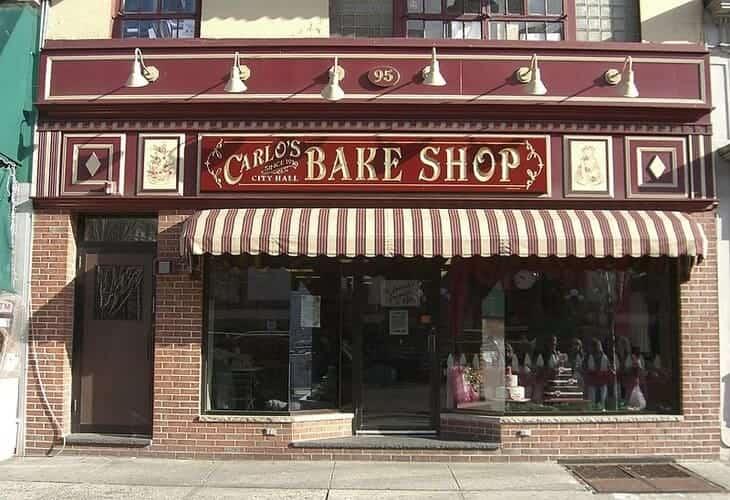 La pasticceria di Buddy Valastro a Hoboken