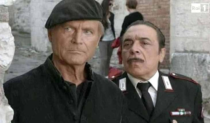Don Matteo, ovvero Terence Hill