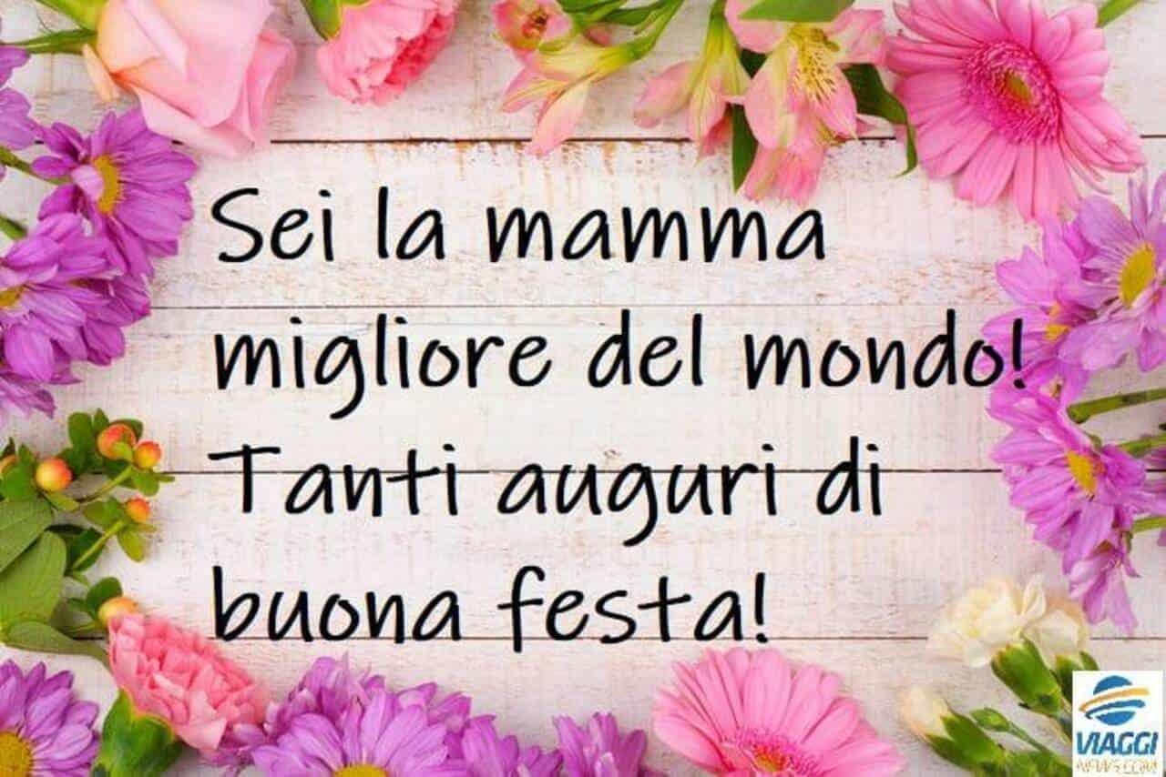Festa della mamma: