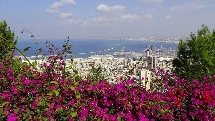 Haifa in Israele