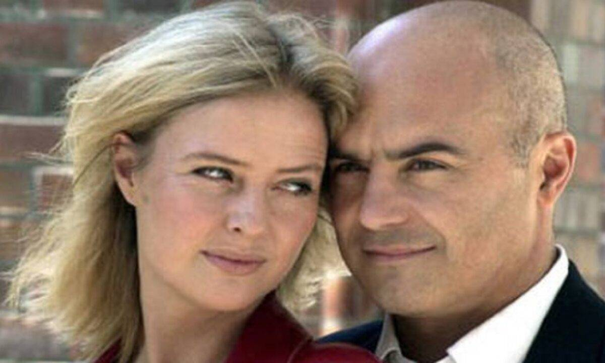 Katharina Bohm e Luca Zingaretti