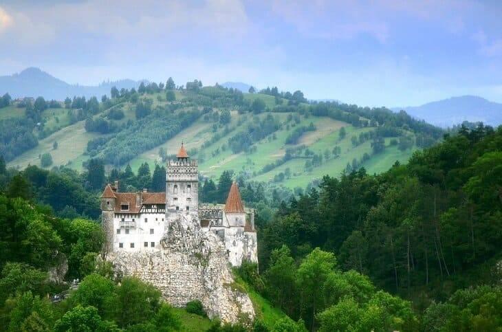 Castello di Brad, Romania