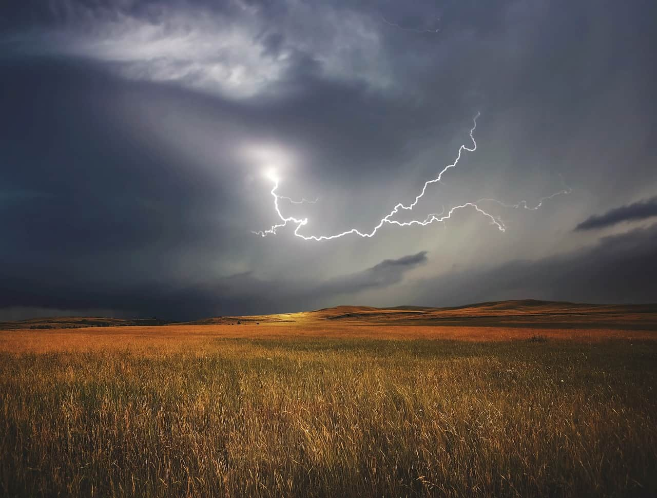 meteo settimana 24 maggio temporali