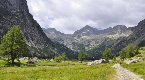 Piemonte ecco le montagne covid-free