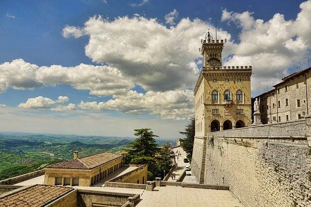 San Marino, una vacanza con vaccino