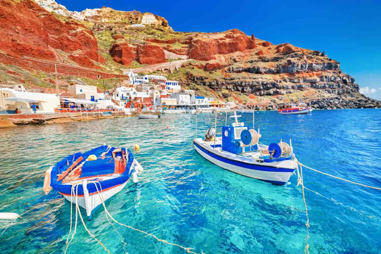 guida grecia isole cicladi