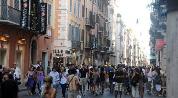 Via del Corso dove fare shopping