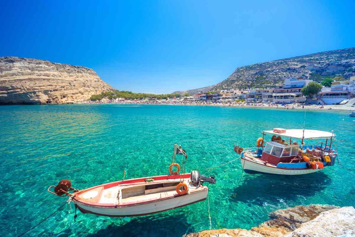Bandiere Blu Grecia