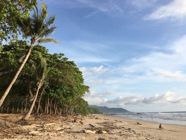 playa santa teresa tra le spiagge più belle del Costa Rica