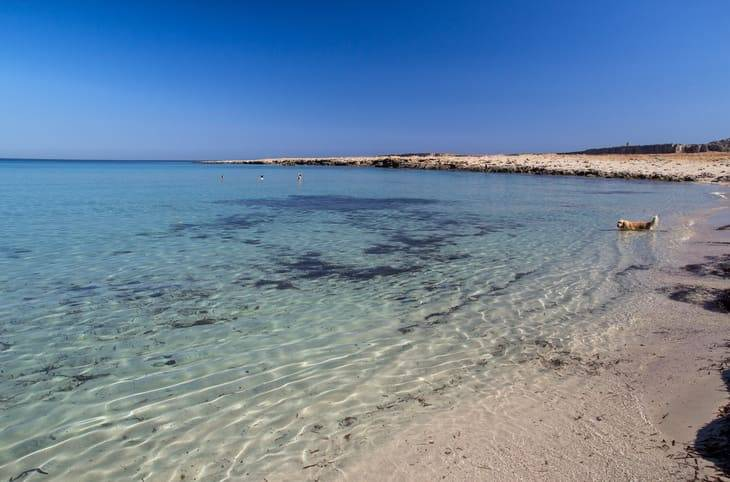 Spiaggia Santa Margherita Macari