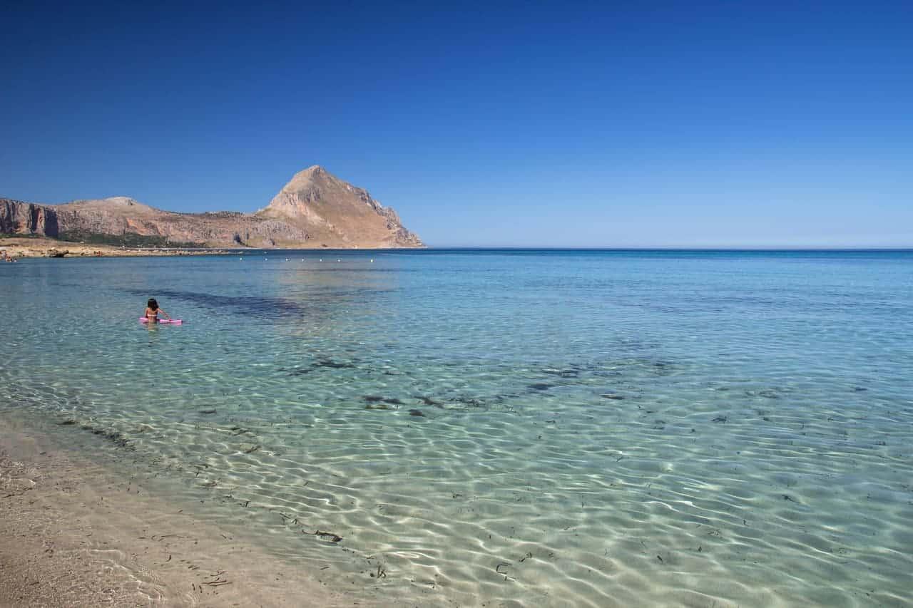 spiaggia bella e economica