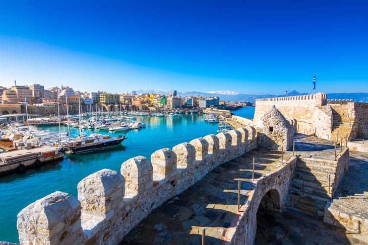 isole grecia con voli diretti italia