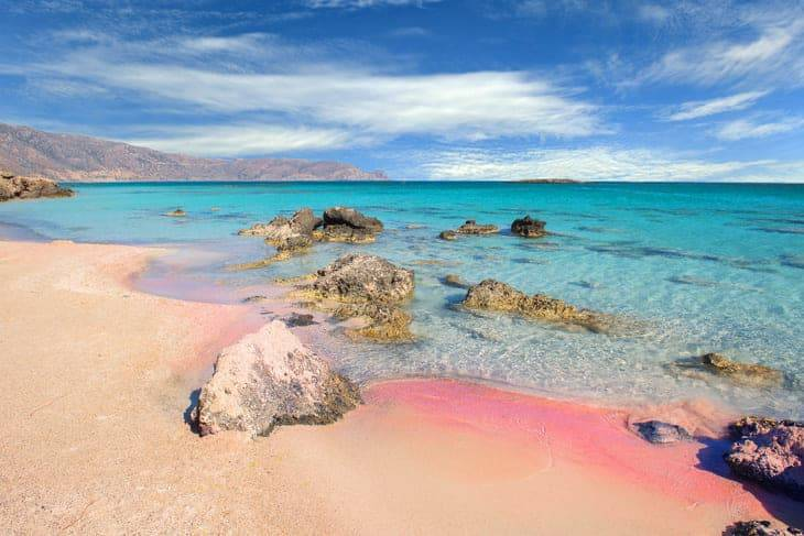 caraibi europa spiaggia elafonissi