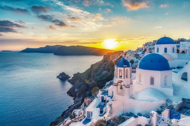 isoel grecia con voli diretti dall'Italia