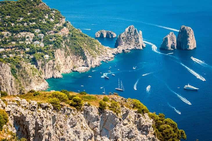 Faraglioni di Capri,