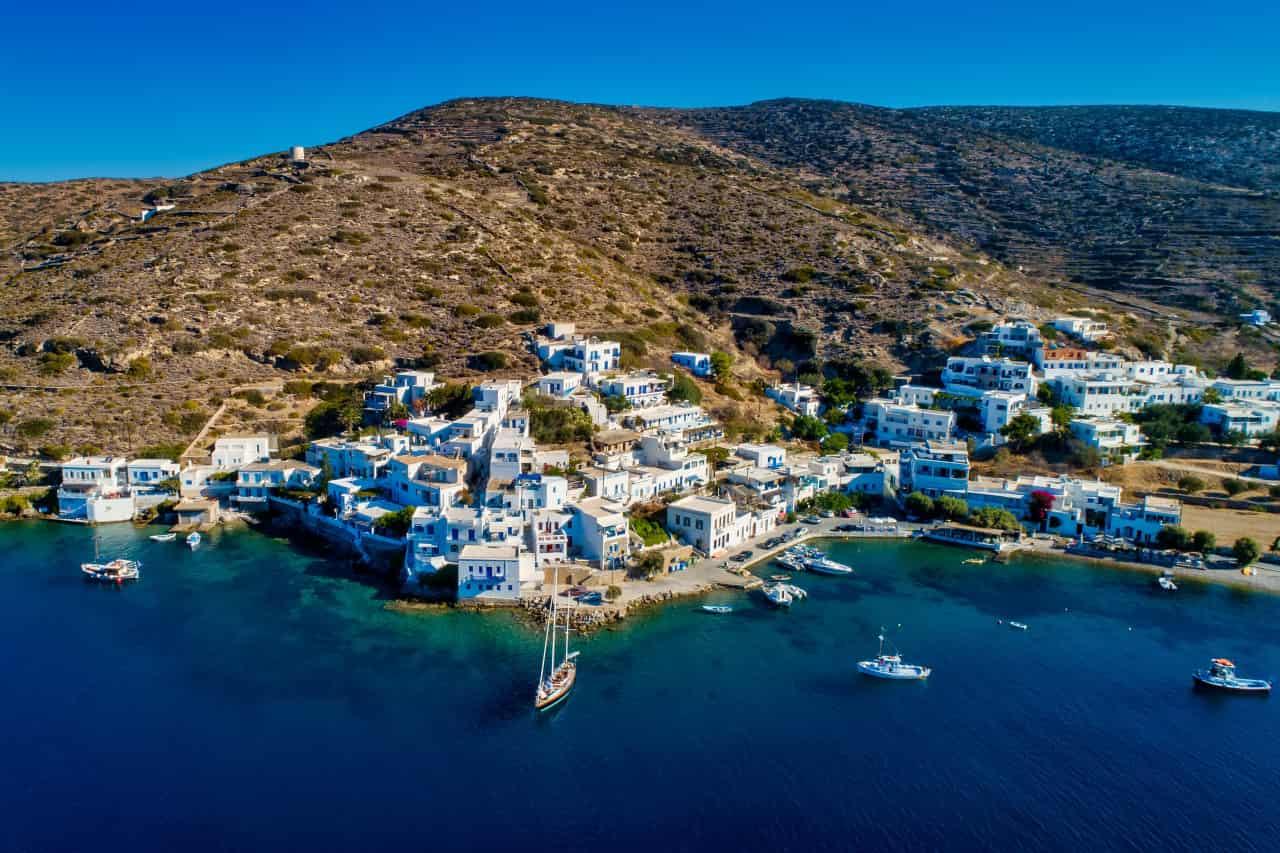 guida isole grecia amorgos