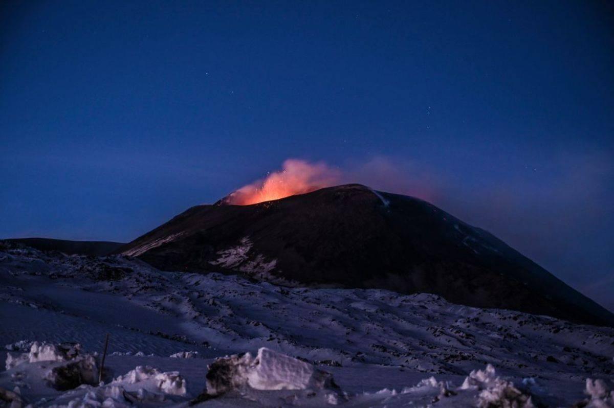 Etna parossismo