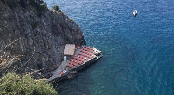 Conca dei Marini in Costiera Amalfitana