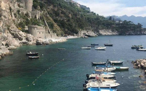 Costiera Amalfitana, Praiano e Conca Dei Marini