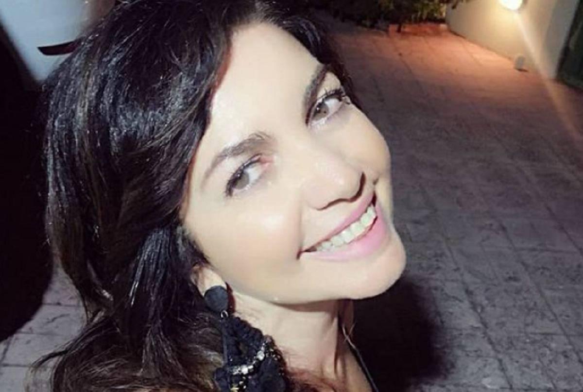 Cristina D'Avena in vacanza in Liguria