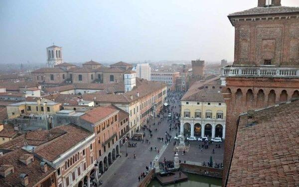 Visita guidata gratis a Ferrara