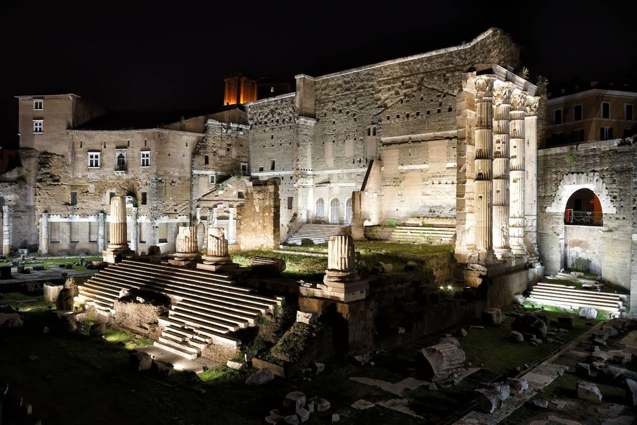viaggi antica roma