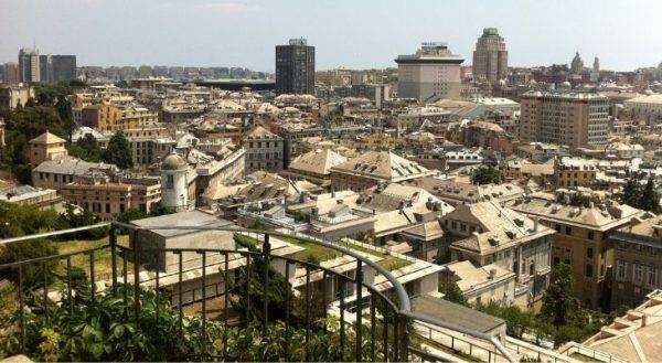 Genova città di Matteo Diamante