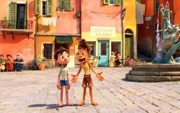 Le location del film Disney Luca in Liguria