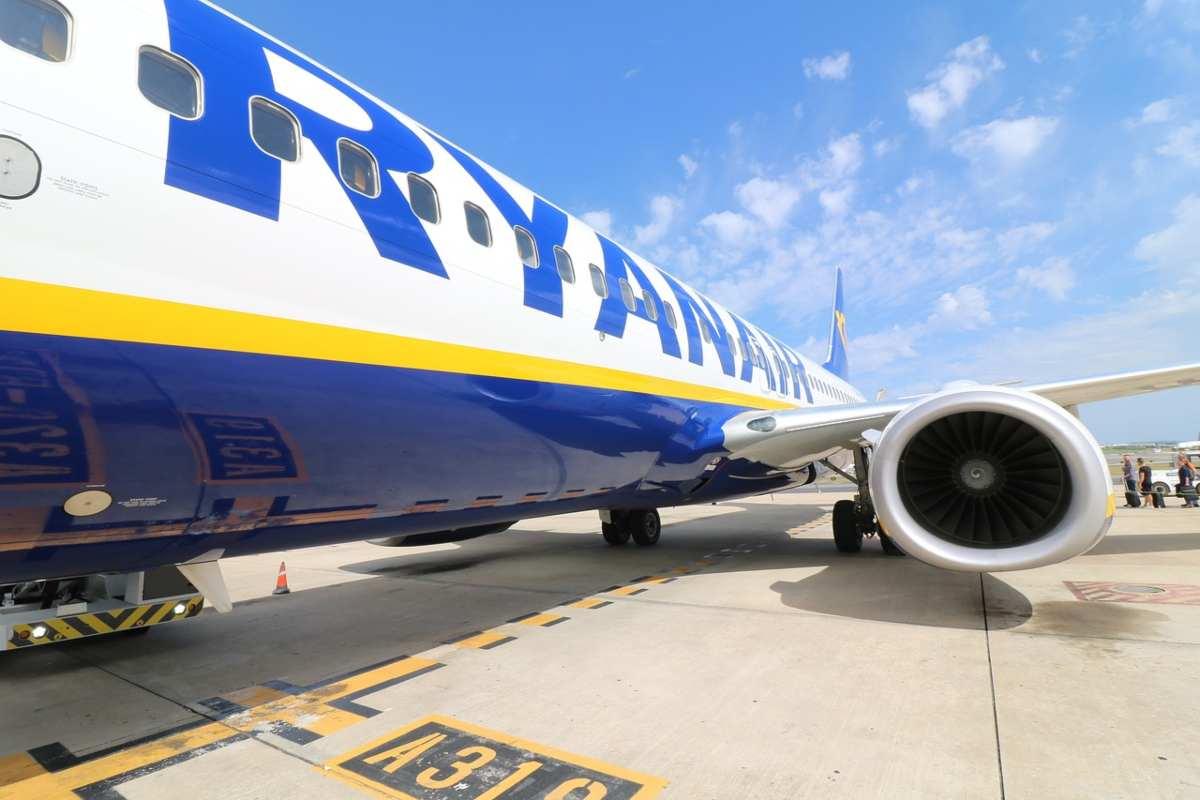 Voli a 5 euro con Ryanair