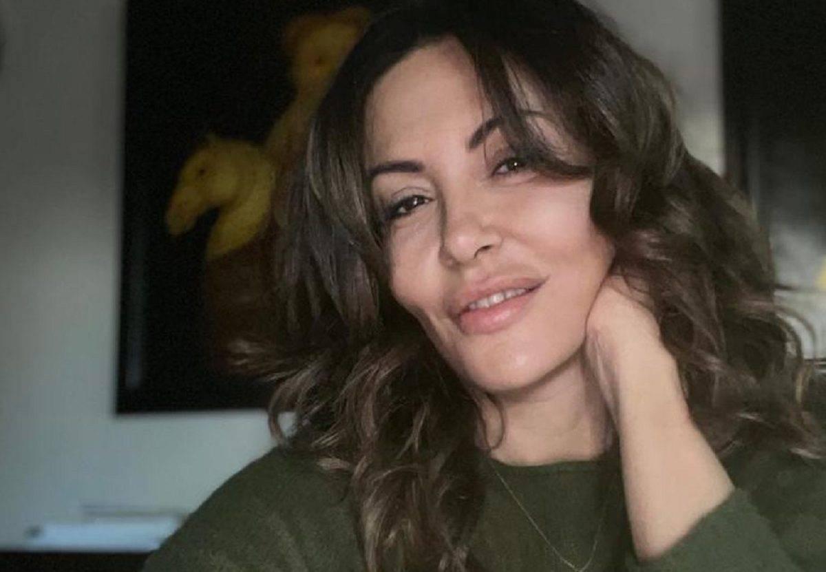 Sabrina Ferilli com'era dieci anni fa
