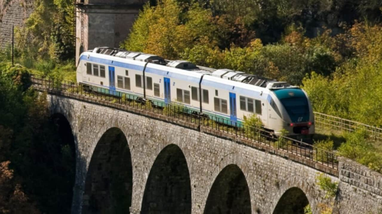 treno dante firenze ravenna